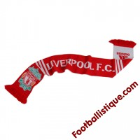 Echarpe du club de Liverpool rouge