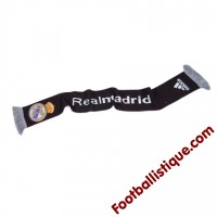 Echarpe du Real Madrid noir