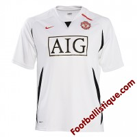 Maillot Manchester United entrainement 2006/2008